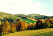 17 - 19 / 10 / 2014 | Fall yoga weekend in the ŠUMAVA mountains